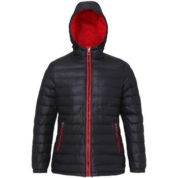Abbigliamento Donna Piumini 2786 TS16F Nero/Rosso