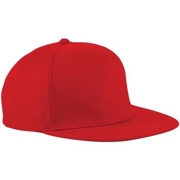 Accessori Cappellini Beechfield Retro Rosso