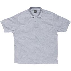Abbigliamento Donna Polo maniche corte Sg SG59F Grigio