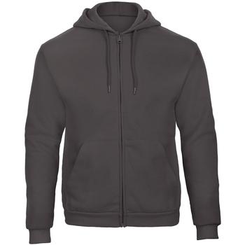 Abbigliamento Felpe B And C ID.205 Antracite