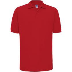 Abbigliamento Uomo Polo maniche corte Russell Ripple Rosso