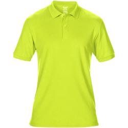 Abbigliamento Uomo Polo maniche corte Gildan 75800 Verde