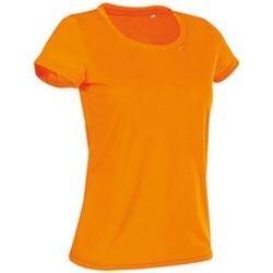 Abbigliamento Donna T-shirt maniche corte Stedman Cotton Touch Arancione