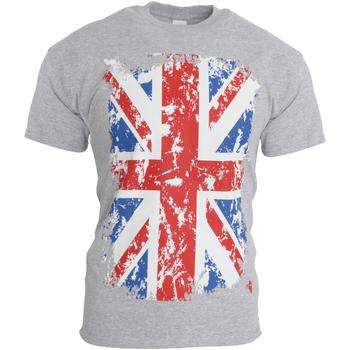 Abbigliamento Uomo T-shirt maniche corte Gb Eye Limited  Grigio Sport