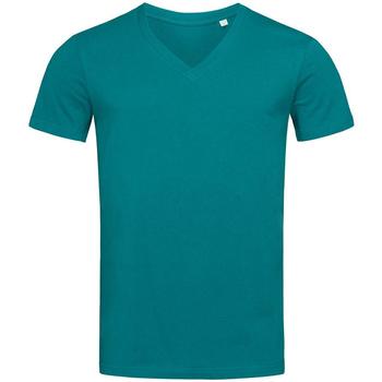 Abbigliamento Uomo T-shirt maniche corte Stedman Stars  Blu intenso