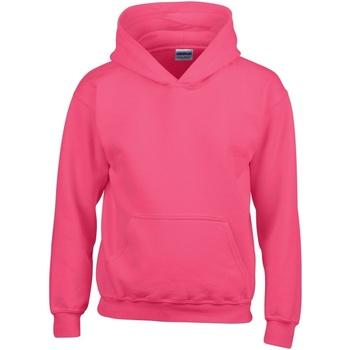 Abbigliamento Unisex bambino Felpe Gildan 18500B Heliconia