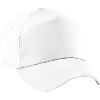 Accessori Bambina Cappellini Beechfield B10B Bianco