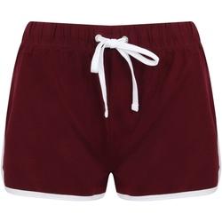 Abbigliamento Donna Shorts / Bermuda Skinni Fit SK69 Multicolore