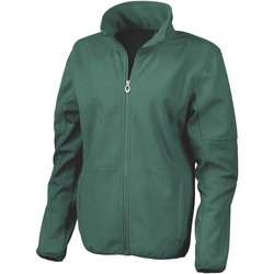 Abbigliamento Donna Giacche sportive Result R131F Verde foresta