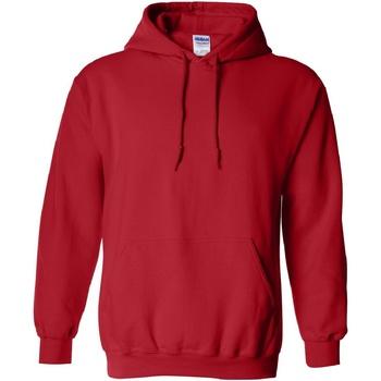 Abbigliamento Felpe Gildan 18500 Rosso