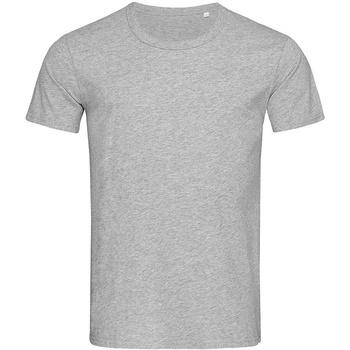 Abbigliamento Uomo T-shirt maniche corte Stedman Stars Stars Grigio screziato
