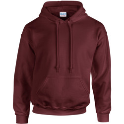 Abbigliamento Felpe Gildan 18500 Bordeaux