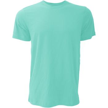 Abbigliamento Uomo T-shirt maniche corte Bella + Canvas CA3001 Foglia di te'