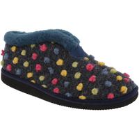 Scarpe Donna Pantofole Sleepers Tilly Blu/Multi