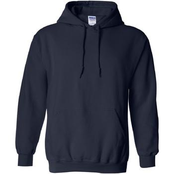 Abbigliamento Felpe Gildan 18500 Blu navy