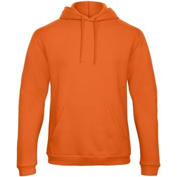 Abbigliamento Felpe B And C ID. 203 Arancio zucca