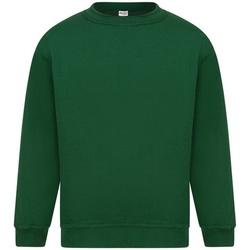 Abbigliamento Uomo Felpe Absolute Apparel Sterling Verde bottiglia