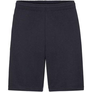 Abbigliamento Uomo Shorts / Bermuda Fruit Of The Loom 64036 Blu scuro