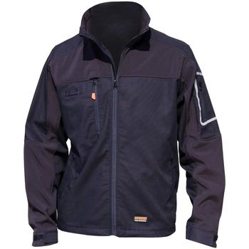 Abbigliamento Uomo Felpe in pile Result R302X Blu navy