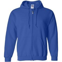 Abbigliamento Uomo Felpe Gildan 18600 Blu reale