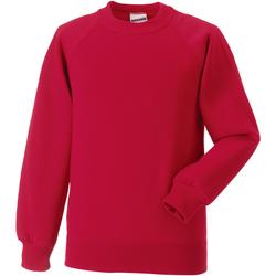 Abbigliamento Unisex bambino Felpe Jerzees Schoolgear 7620B Rosso