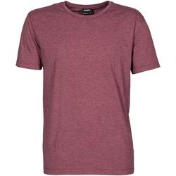 Abbigliamento Uomo T-shirt maniche corte Tee Jays TJ5050 Vino mélange