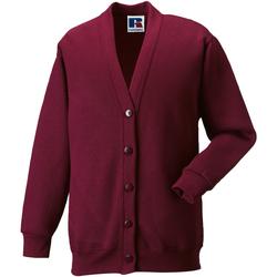 Abbigliamento Unisex bambino Gilet / Cardigan Jerzees Schoolgear 273B Bordeaux