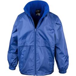 Abbigliamento Unisex bambino giacca a vento Result R203JY Blu reale
