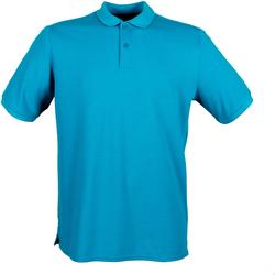 Abbigliamento Uomo Polo maniche corte Henbury HB101 Zaffiro