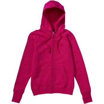 Abbigliamento Donna Felpe Sg SG28F Rosa scuro