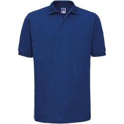 Abbigliamento Uomo Polo maniche corte Russell Ripple Blu reale acceso