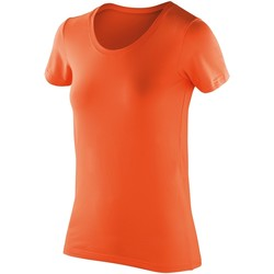 Abbigliamento Donna T-shirt maniche corte Spiro SR280F Mandarino