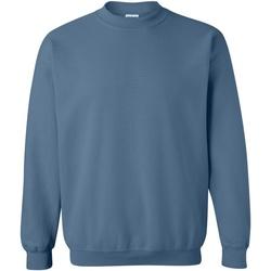 Abbigliamento Felpe Gildan 18000 Blu indigo