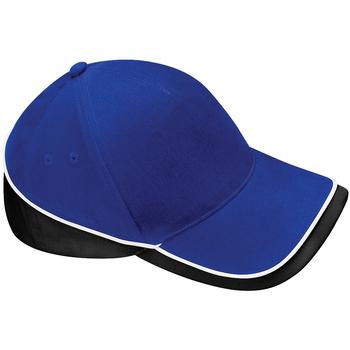 Accessori Cappellini Beechfield B171 Blu acceso/Bianco