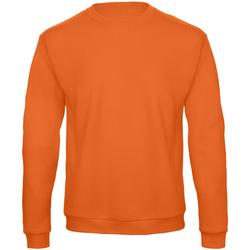 Abbigliamento Maglioni B And C ID. 202 Arancio zucca