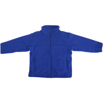 Abbigliamento Unisex bambino Felpe in pile Jerzees Schoolgear 8700B Blu reale acceso