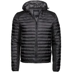 Abbigliamento Uomo Piumini Tee Jays TJ9610 Nero/Nero melange