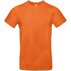 Abbigliamento Uomo T-shirt maniche corte B And C TU03T Arancio Urban