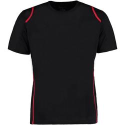 Abbigliamento Uomo T-shirt maniche corte Gamegear Cooltex Nero/Rosso