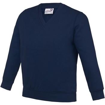 Abbigliamento Unisex bambino Felpe Awdis  Blu navy