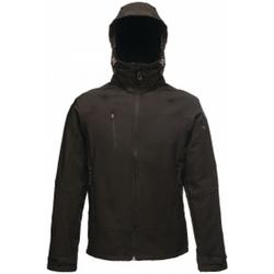 Abbigliamento Uomo giacca a vento Regatta Powergrid Nero