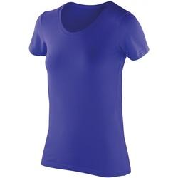 Abbigliamento Donna T-shirt maniche corte Spiro S280F Zaffiro