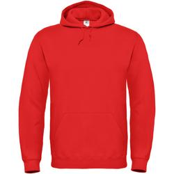 Abbigliamento Donna Felpe B And C WUI21 Rosso