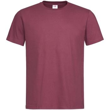 Abbigliamento Uomo T-shirt maniche corte Stedman  Bordeaux