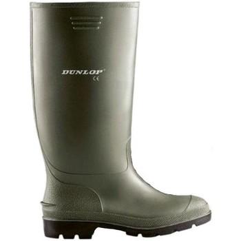 Scarpe Stivali da pioggia Dunlop Pricemastor Verde