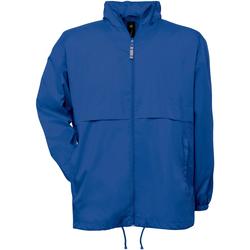 Abbigliamento Uomo giacca a vento B And C Air Blu reale