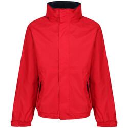 Abbigliamento Uomo Giacche Regatta  Rosso Classico/Blu navy