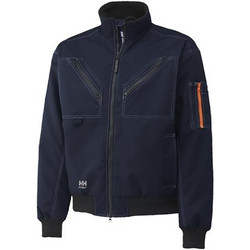 Abbigliamento Uomo Felpe in pile Helly Hansen 76211 Blu navy