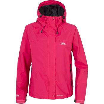 Abbigliamento Donna giacca a vento Trespass Miyake Ciliegia