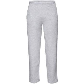 Abbigliamento Uomo Pantaloni da tuta Fruit Of The Loom Jog Grigio
